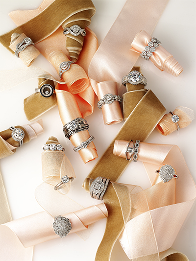 RINGS ON A RIBBON