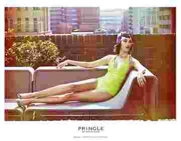 Pringle of Scotland SS2012 Lookbook