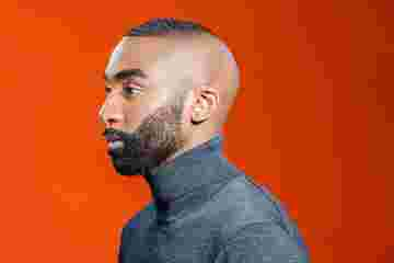 Riky Rick for Vasseline Men