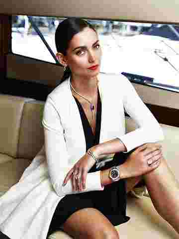 SHINE Magazine / Yacht Shoot